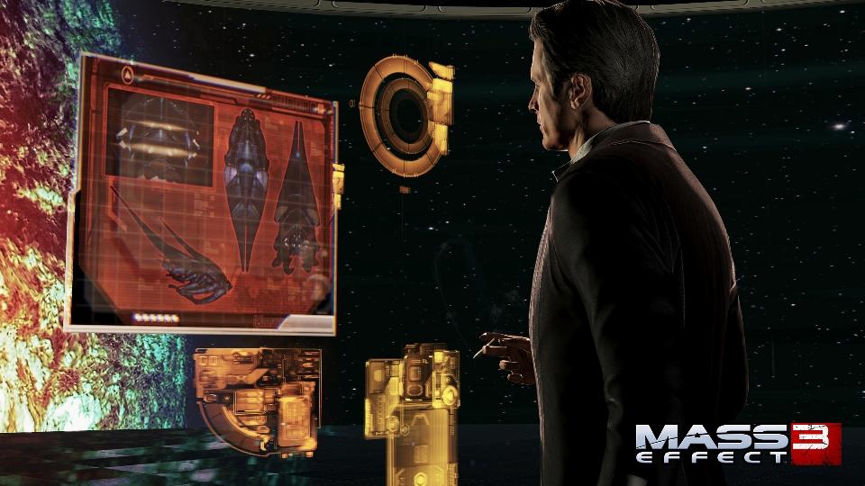 Video: Herecké obsazení Mass Effectu 3 59619