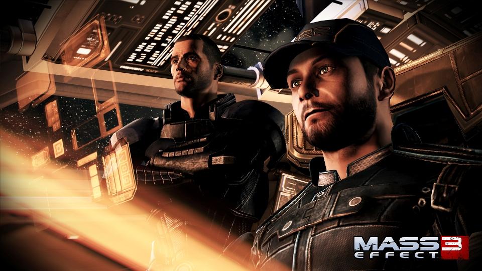Video: Herecké obsazení Mass Effectu 3 59620