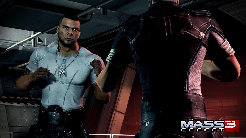 Video: Herecké obsazení Mass Effectu 3 59622
