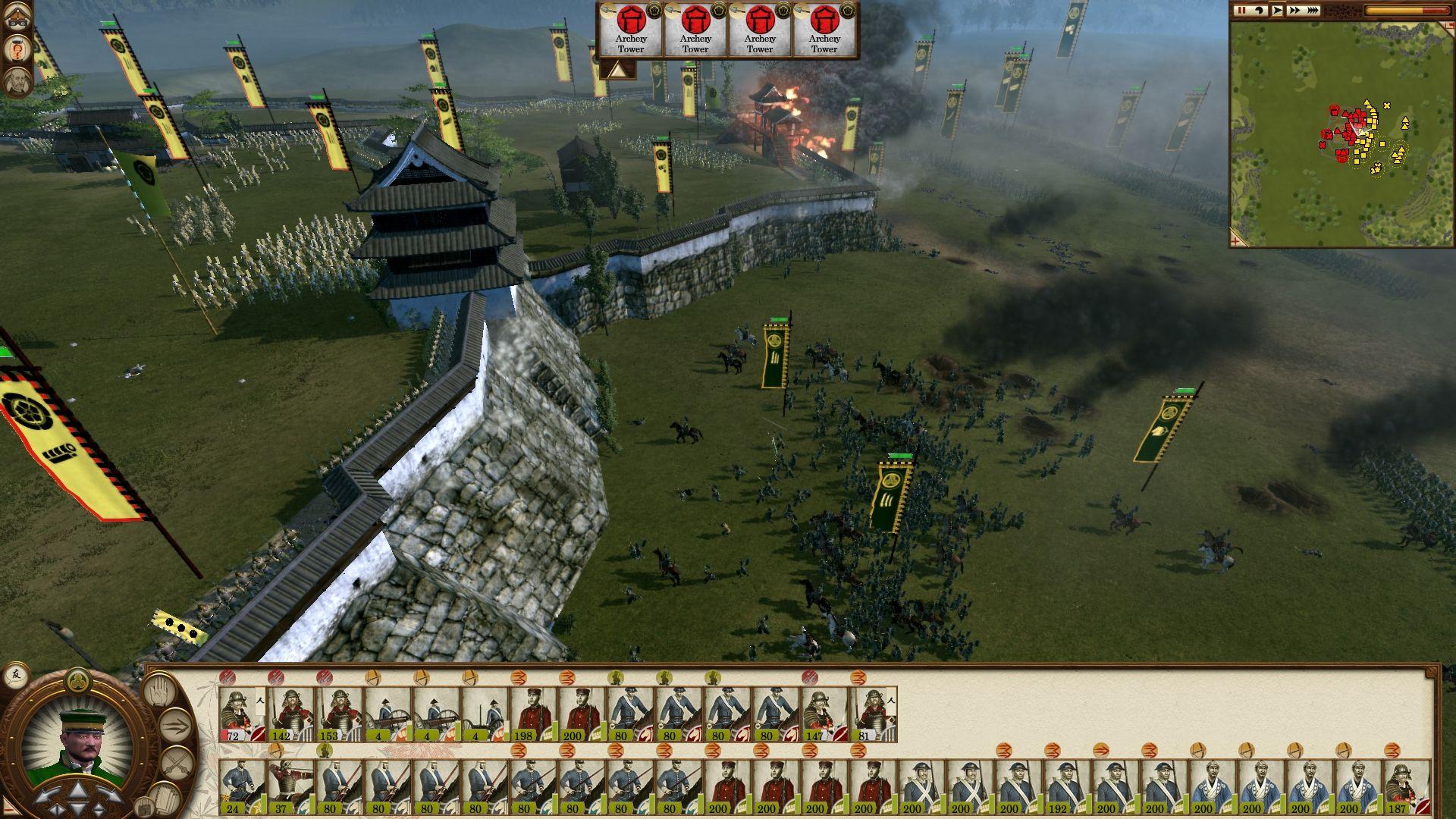 Datum vydání datadisku Shogun 2: Fall of the Samurai 59634