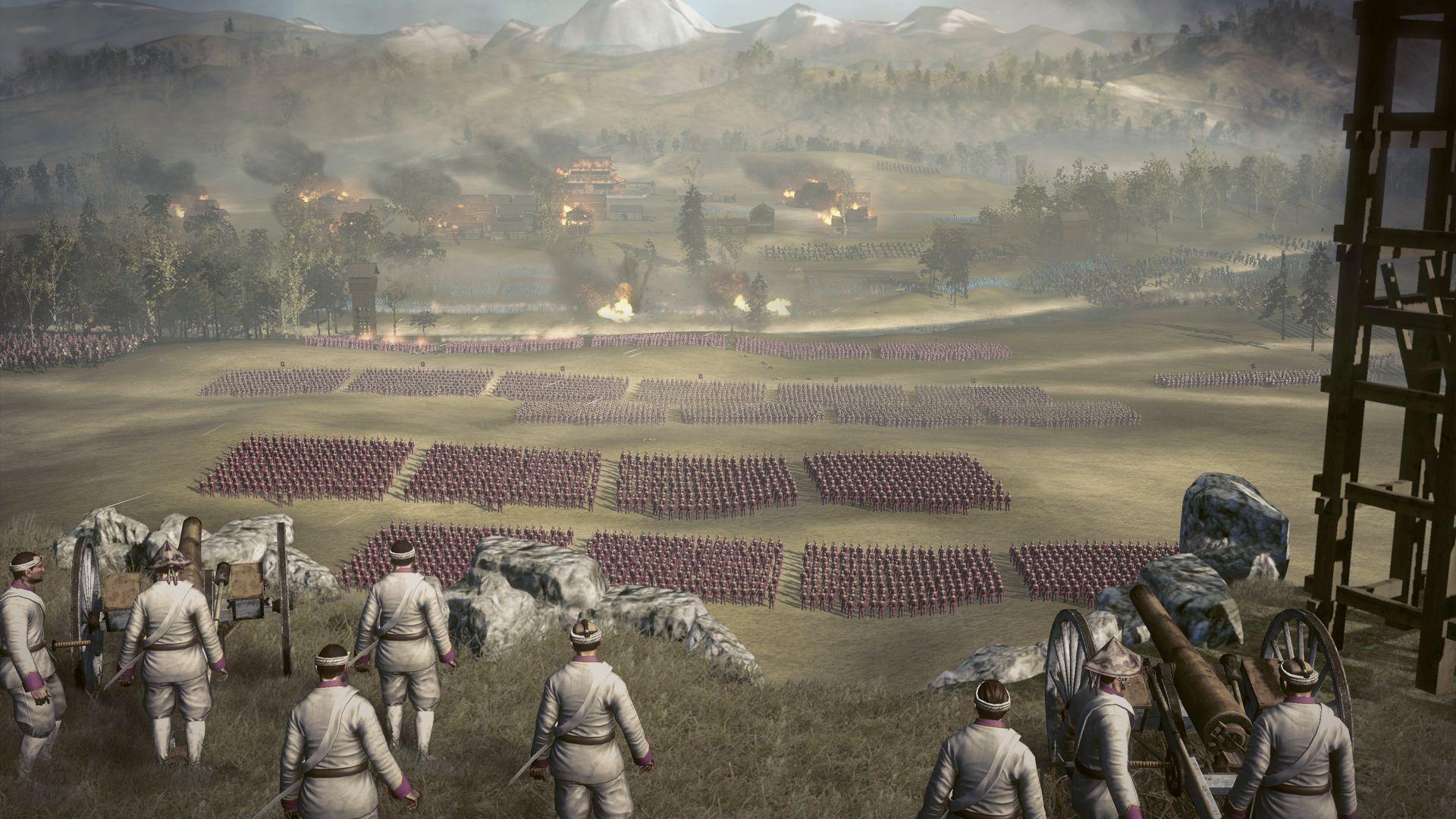 Datum vydání datadisku Shogun 2: Fall of the Samurai 59635