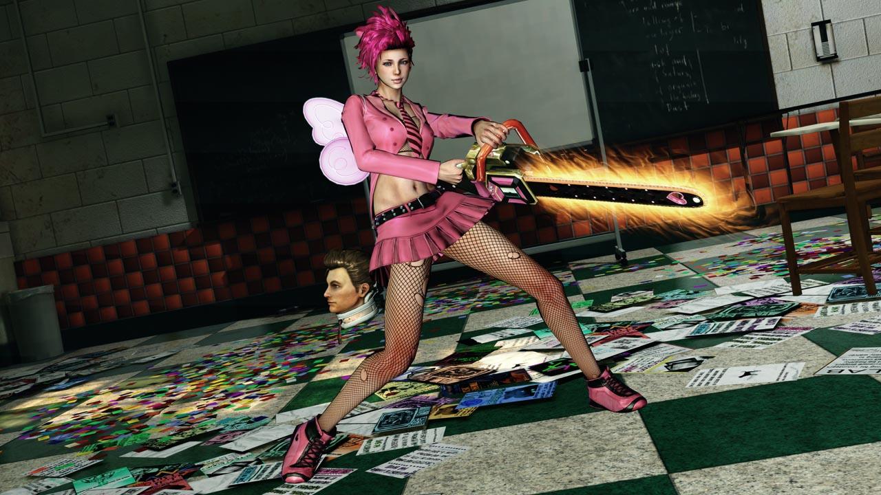 Video: Kostýmky pro Lollipop Chainsaw 59681
