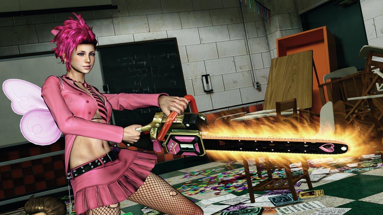 Video: Kostýmky pro Lollipop Chainsaw 59682