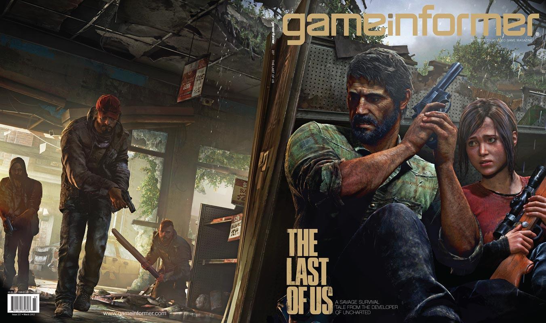 Game Informer láká obálkou The Last of Us 59688