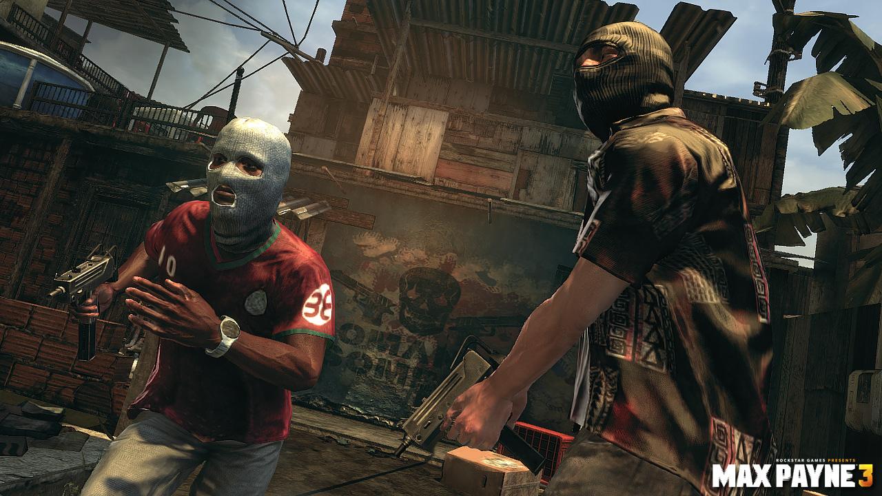 Max Payne 3 v multimediálním nášupu 59693