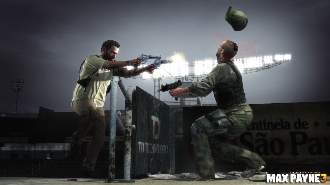Max Payne 3 v multimediálním nášupu 59694