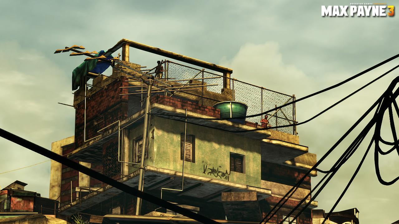 Max Payne 3 v multimediálním nášupu 59696
