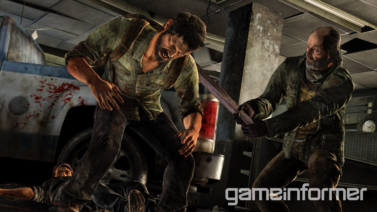 The Last of Us – poslední zhasněte 59700