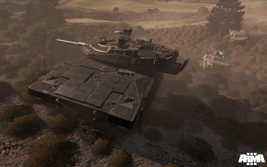 Nové obrázky z Army 3 59725