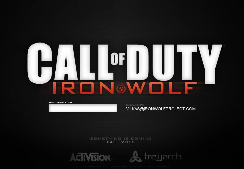 Call of Duty: Treyarch vyvrací spojení se stránkou Iron Wolf 59726