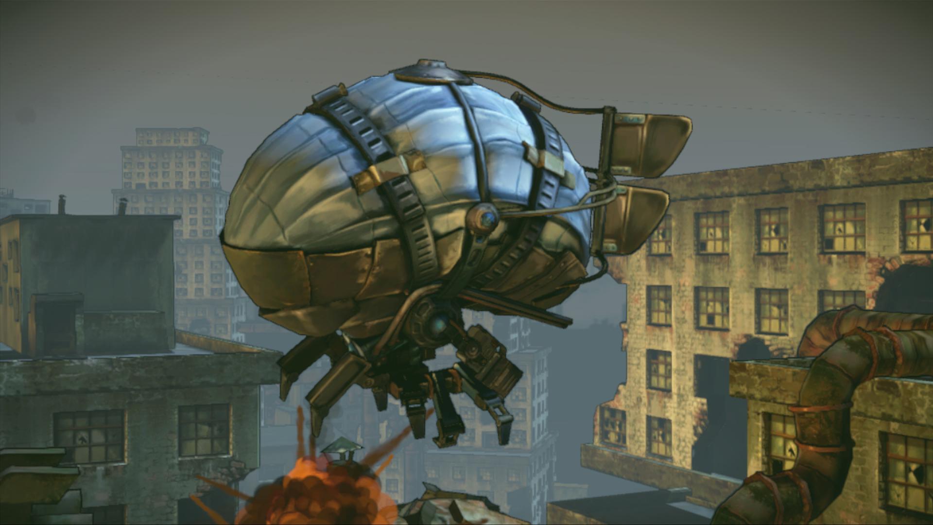 Shoot Many Robots v novém traileru a galerii 59775