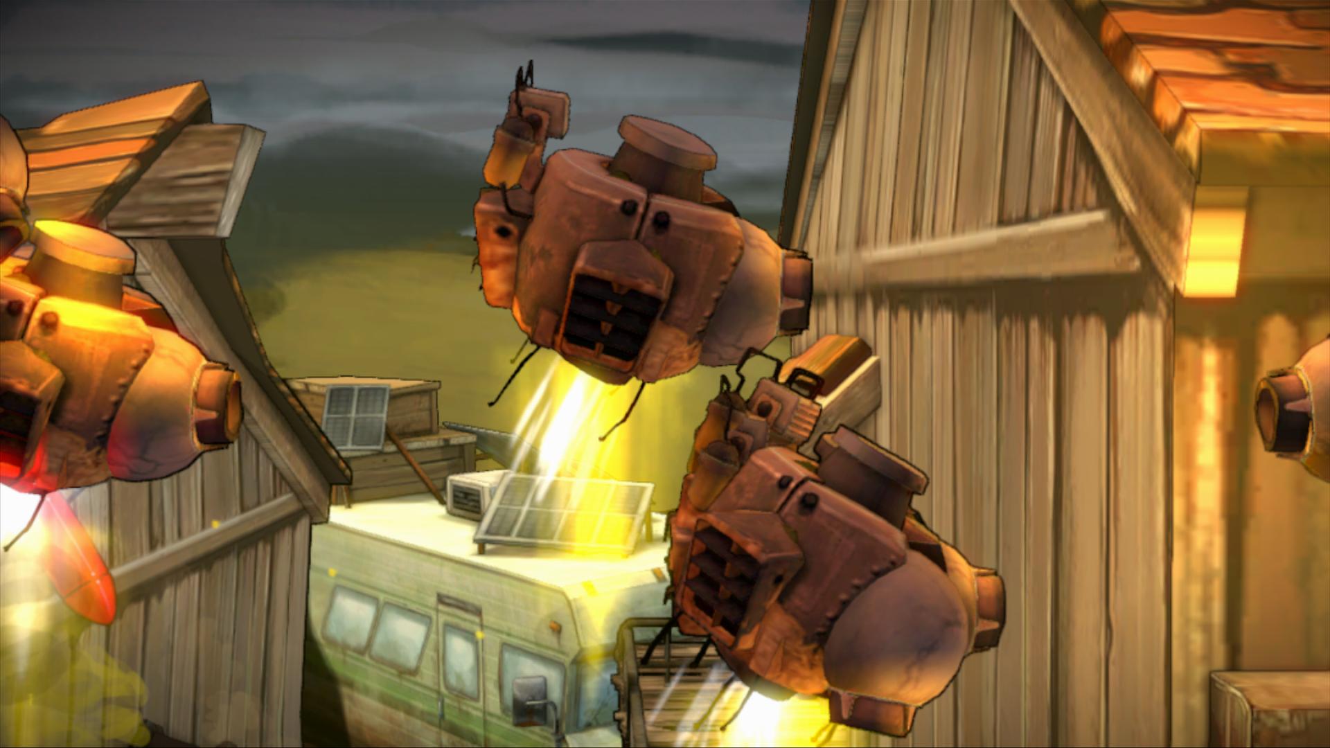 Shoot Many Robots v novém traileru a galerii 59778