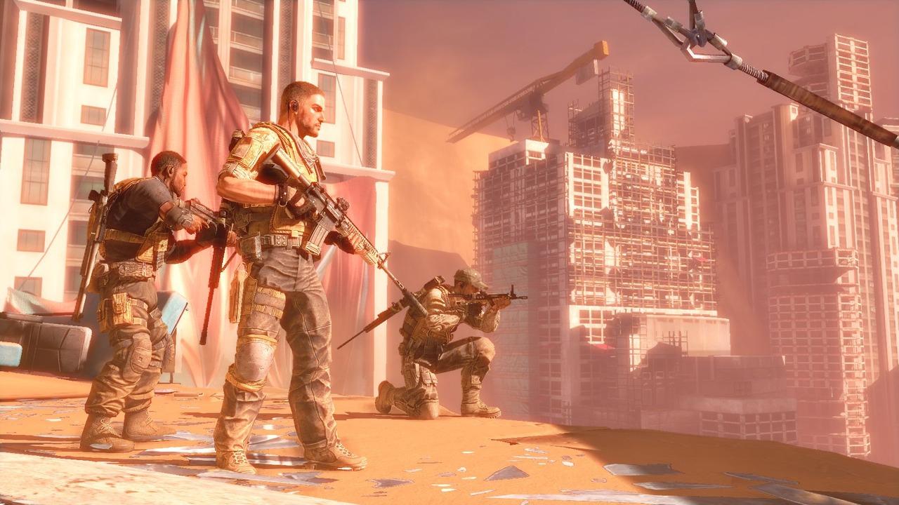 Dubaj ve Spec Ops: The Line připomíná Rapture z BioShocku 59822