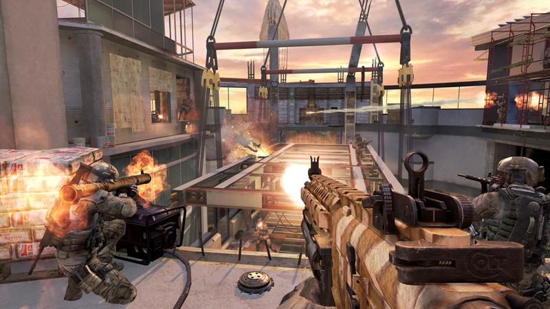 Modern Warfare 3 nabízí mapu Overwatch 59866