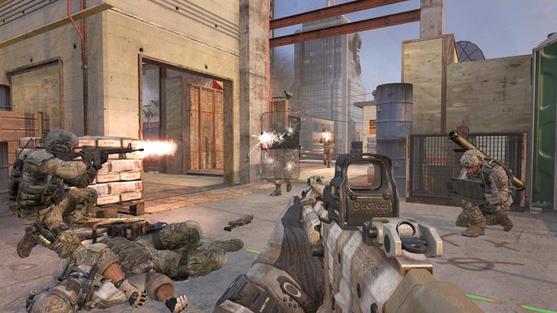 Modern Warfare 3 nabízí mapu Overwatch 59867