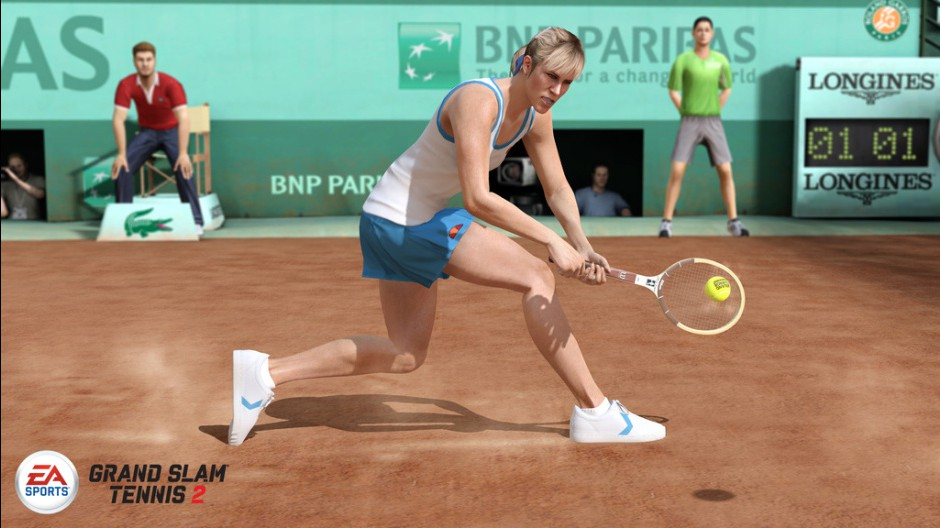 Grand Slam Tennis 2 – game, set, match 59955