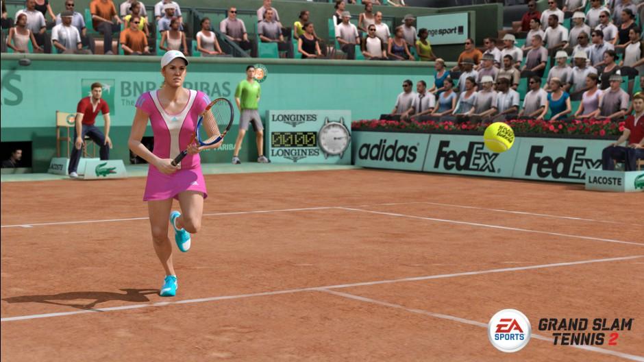 Grand Slam Tennis 2 v nové galerii 59956