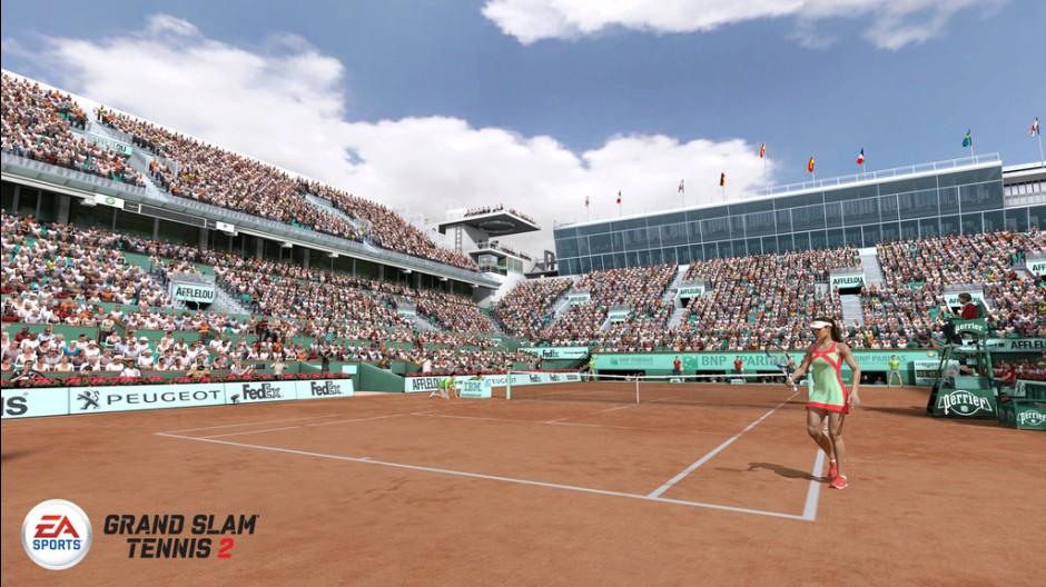 Grand Slam Tennis 2 v nové galerii 59958