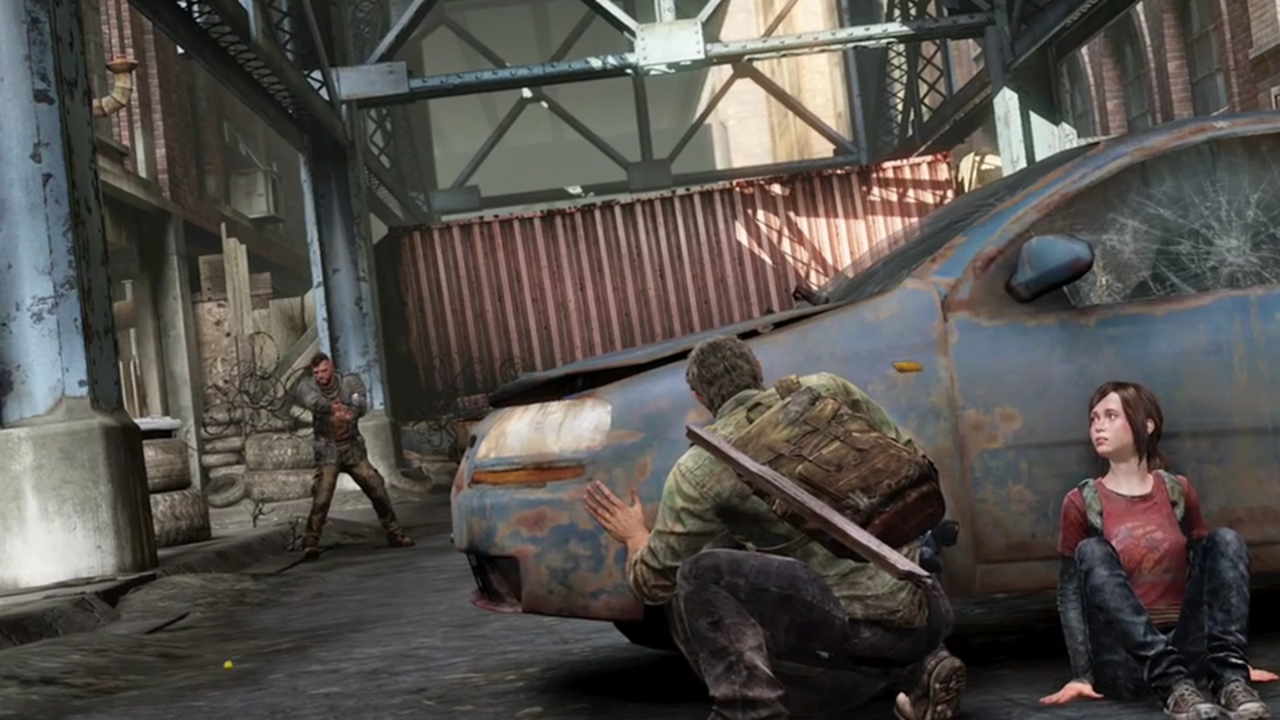 The Last of Us ukazuje zbraně a nepřátele 59962
