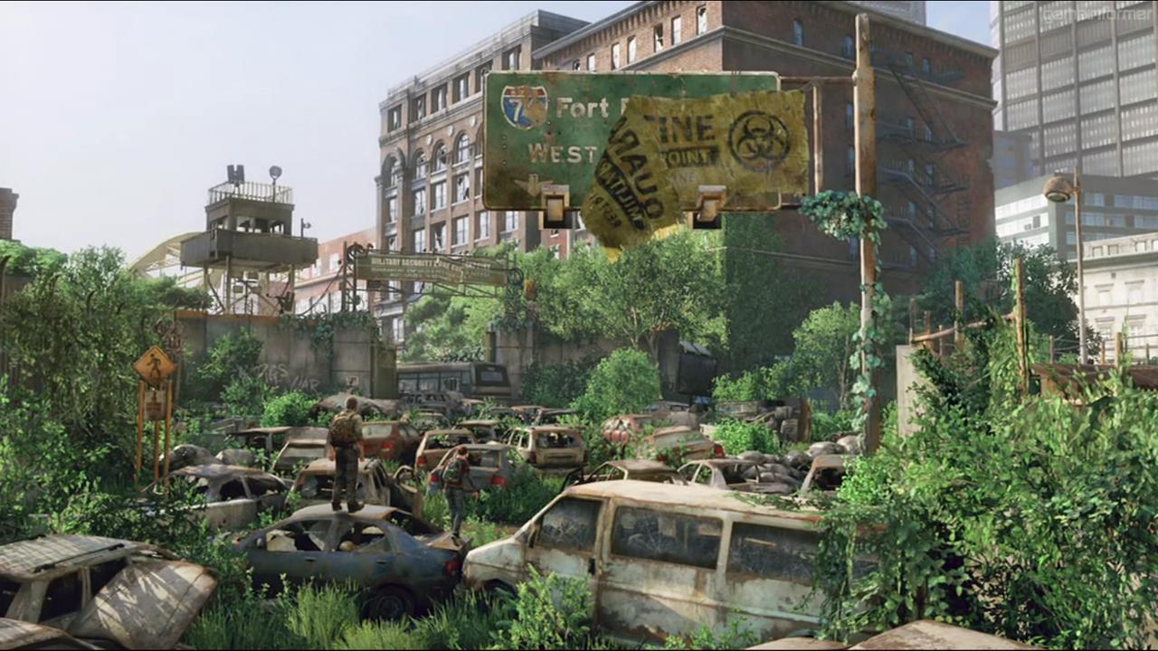 The Last of Us ukazuje zbraně a nepřátele 59963