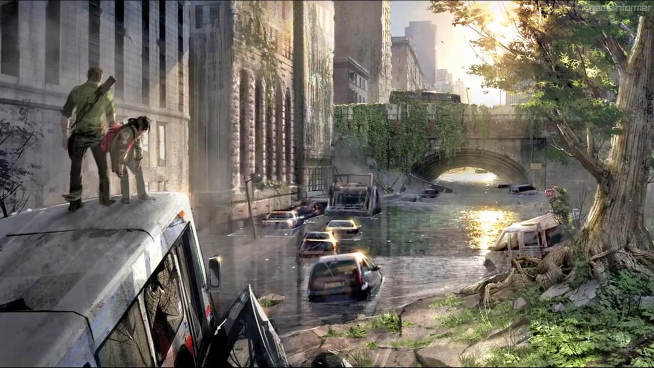 The Last of Us ukazuje zbraně a nepřátele 59964