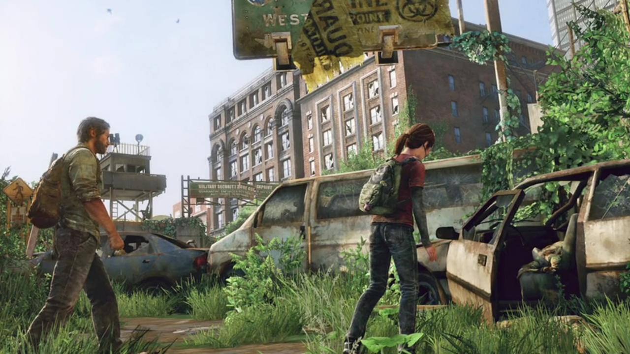 The Last of Us ukazuje zbraně a nepřátele 59965