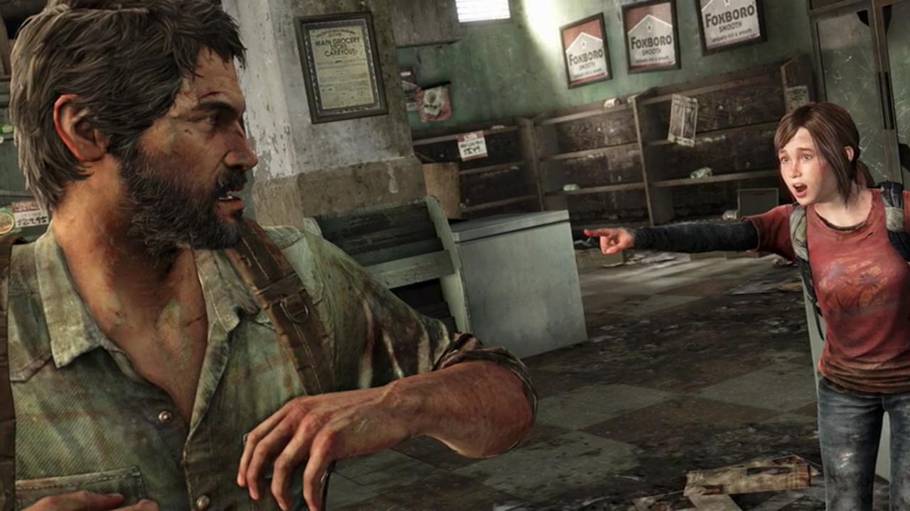 The Last of Us ukazuje zbraně a nepřátele 59966