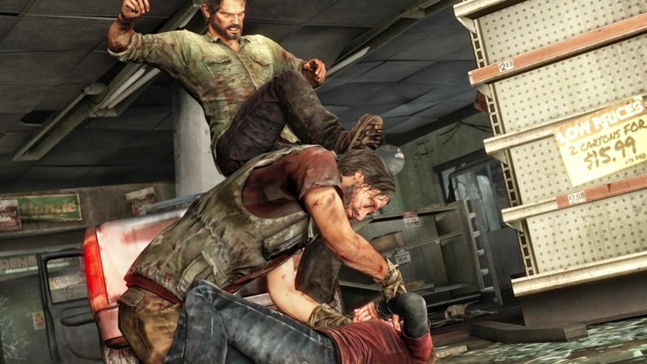 The Last of Us ukazuje zbraně a nepřátele 59968