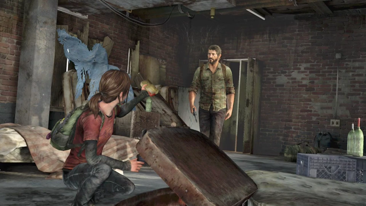 The Last of Us ukazuje zbraně a nepřátele 59970
