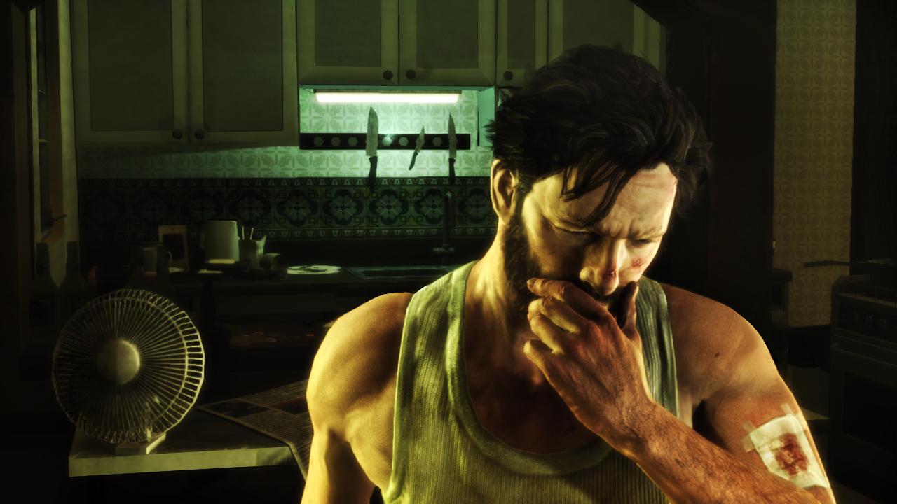 Čtyři nové obrázky z Max Payne 3 59983
