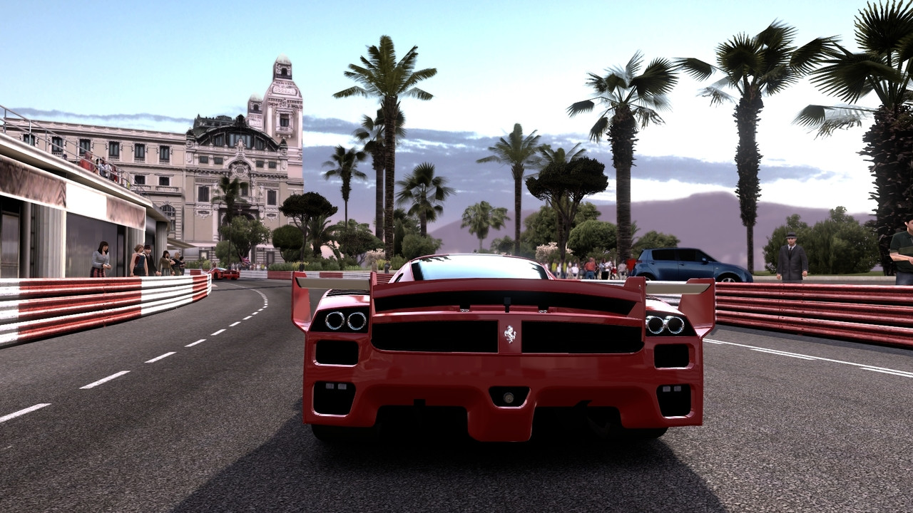Seznam tratí z Test Drive: Ferrari 60023