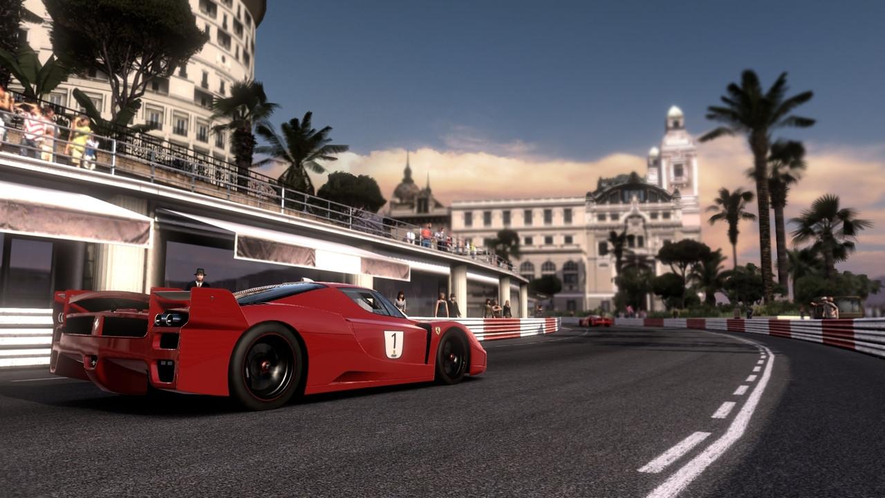 Seznam tratí z Test Drive: Ferrari 60024
