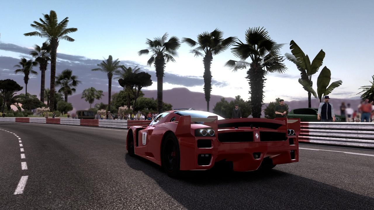 Seznam tratí z Test Drive: Ferrari 60025