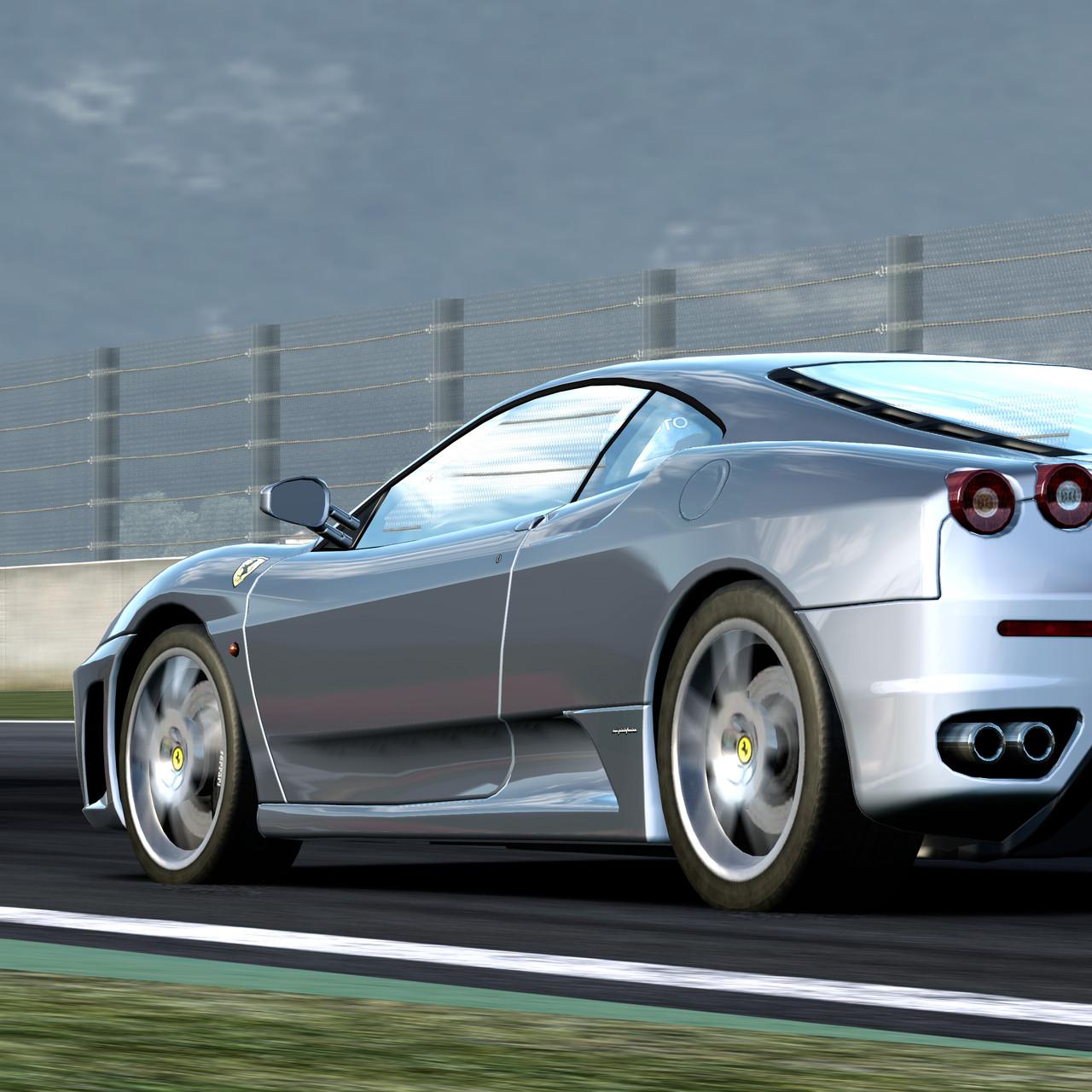 Seznam tratí z Test Drive: Ferrari 60027