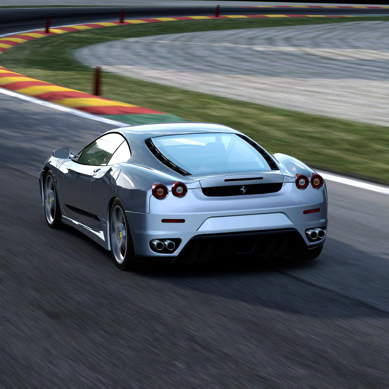 Seznam tratí z Test Drive: Ferrari 60028