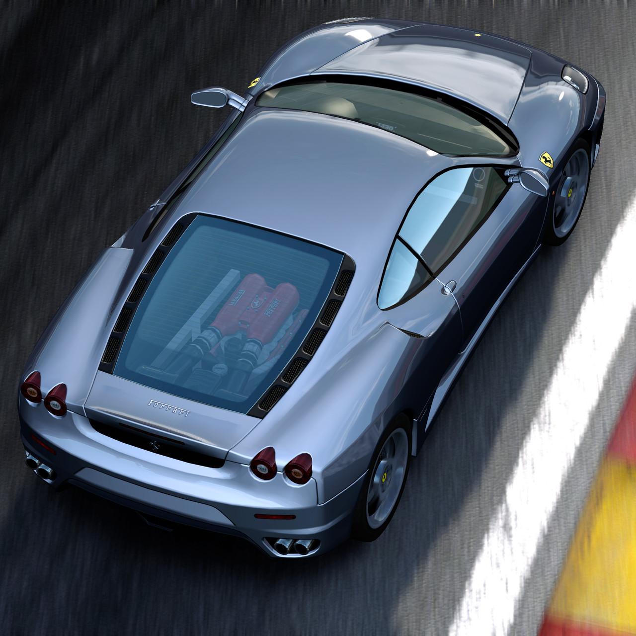 Seznam tratí z Test Drive: Ferrari 60029
