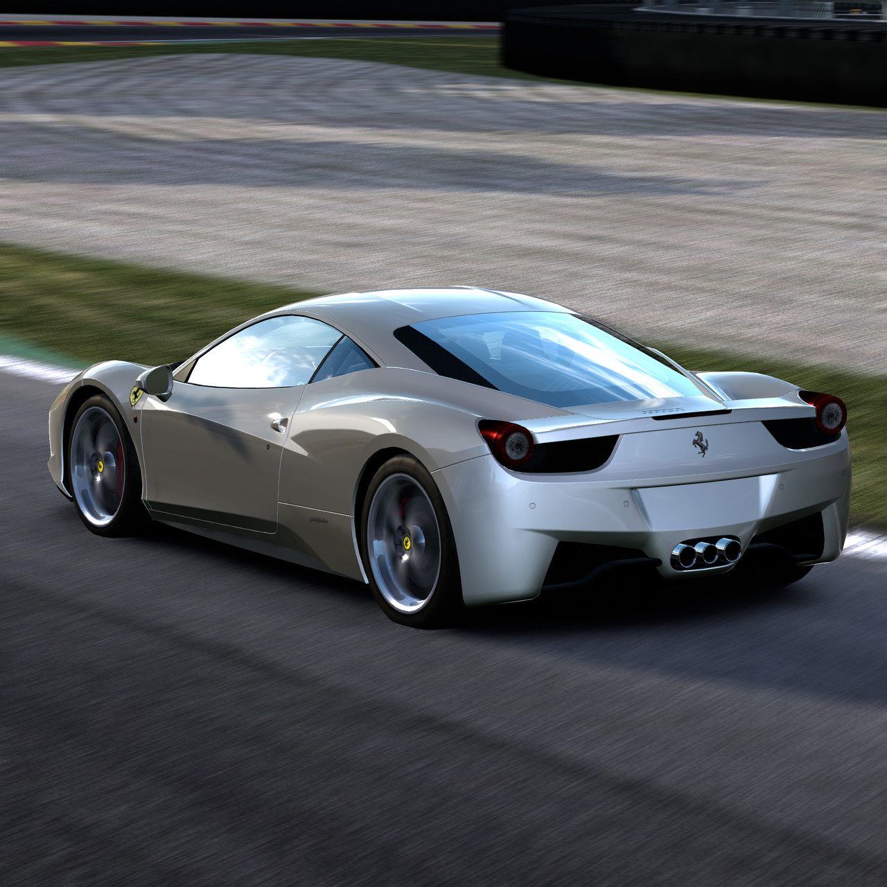 Seznam tratí z Test Drive: Ferrari 60031