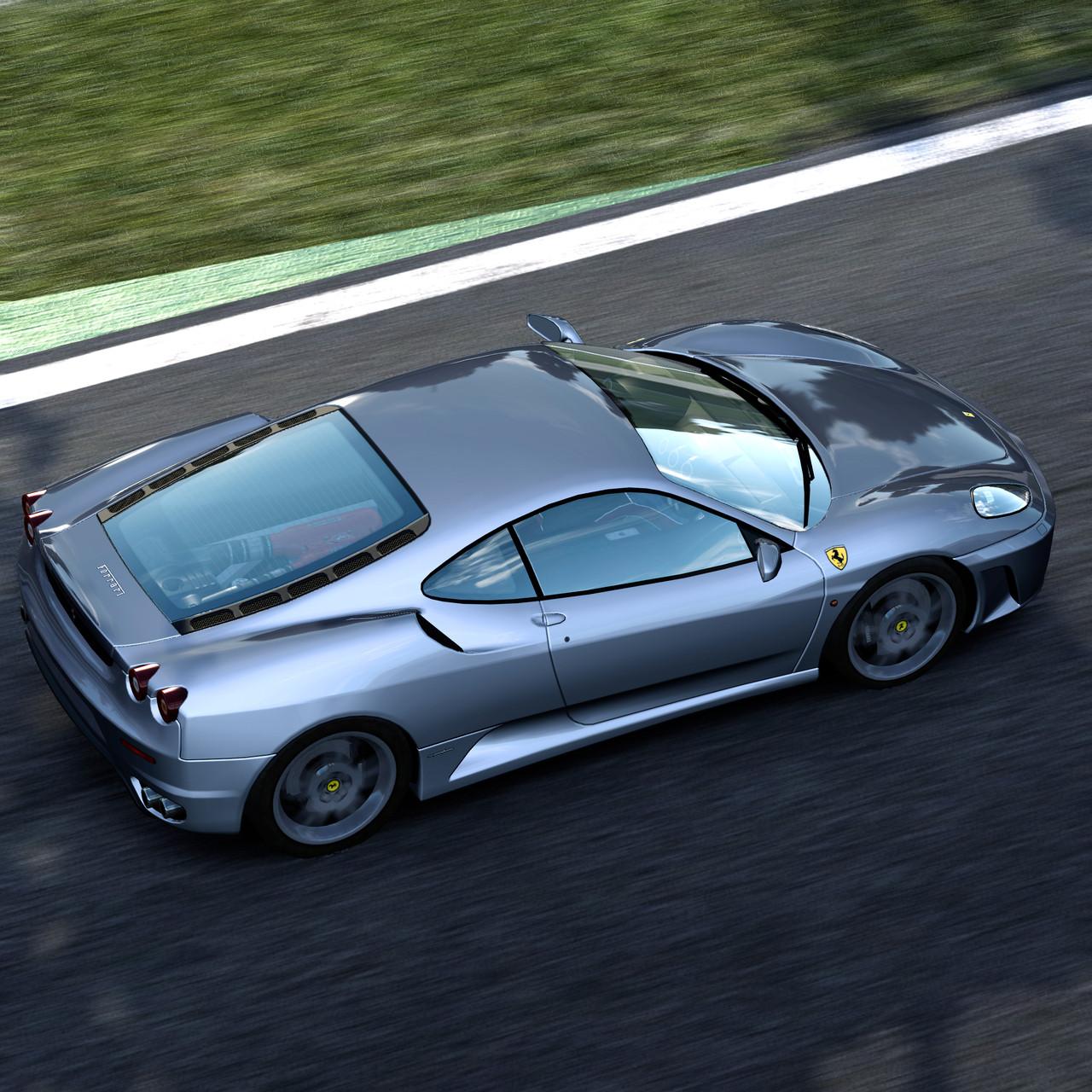 Seznam tratí z Test Drive: Ferrari 60032