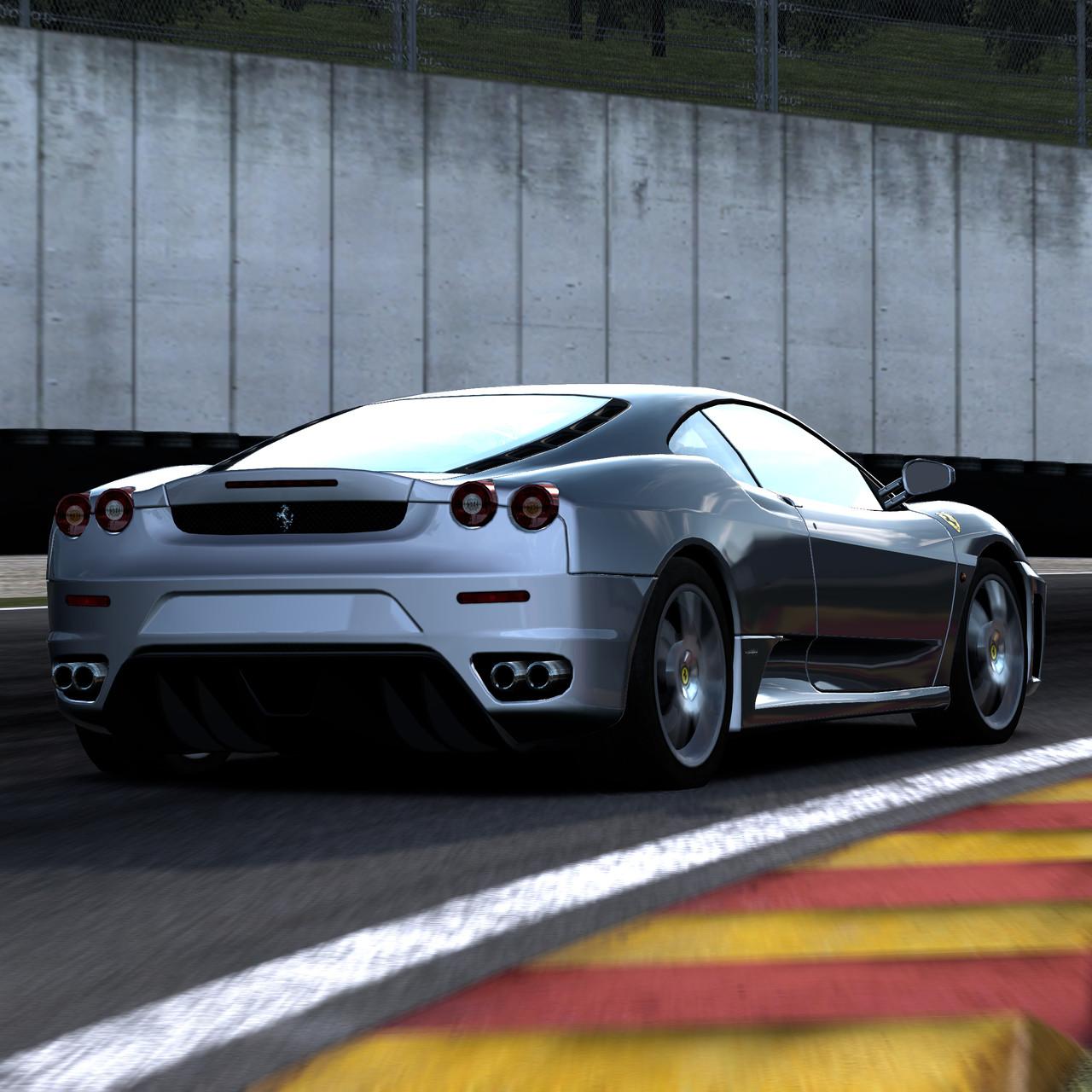 Seznam tratí z Test Drive: Ferrari 60034