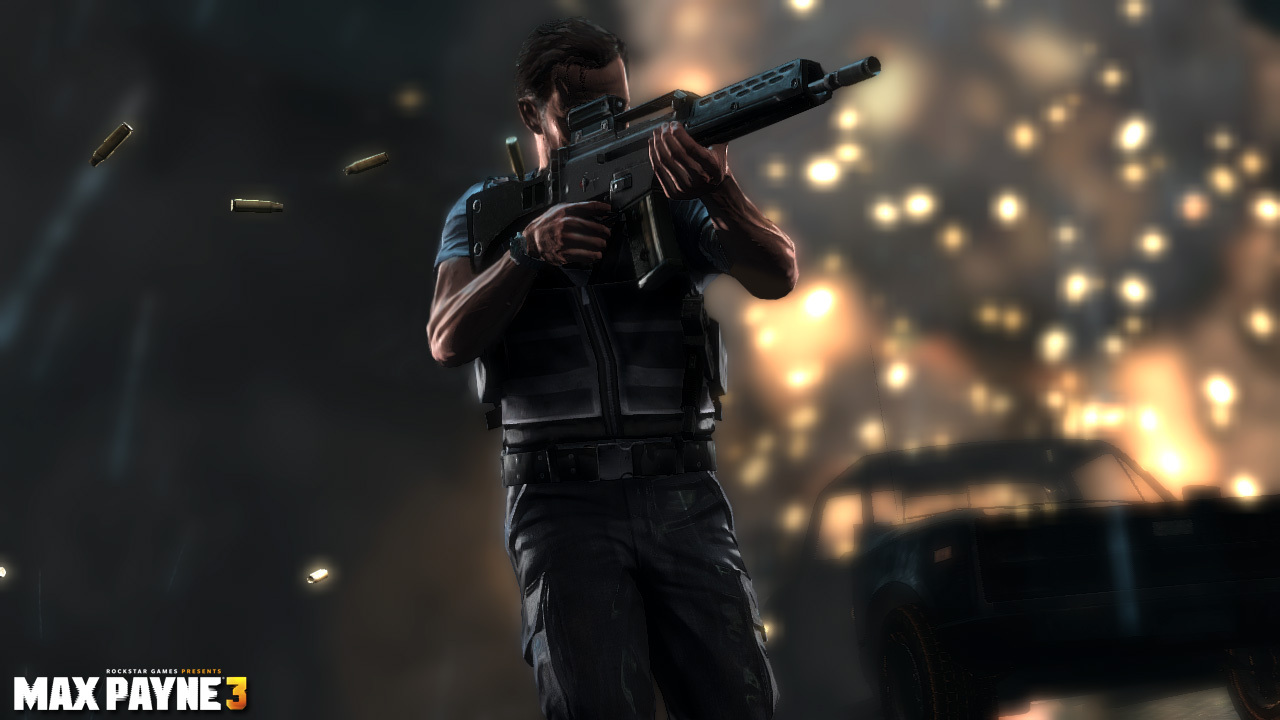 Čtyři nové obrázky z Max Payne 3 60070