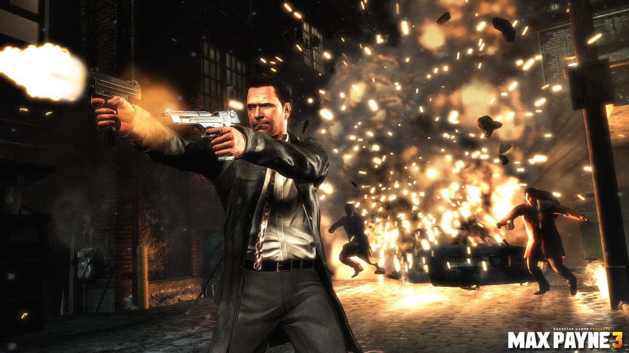 Čtyři nové obrázky z Max Payne 3 60071