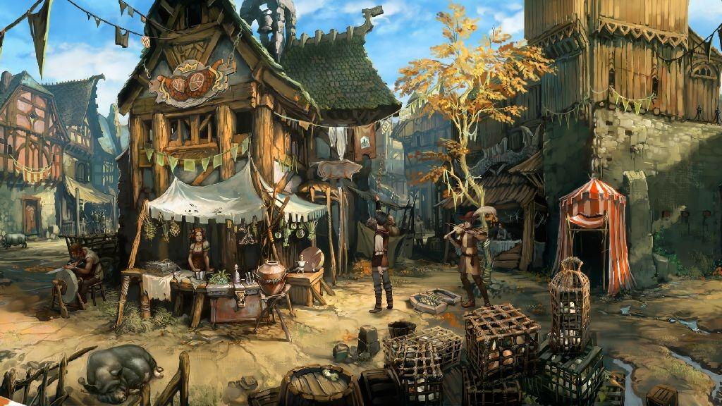 Odhalena fantasy adventura Dark Eye 60085