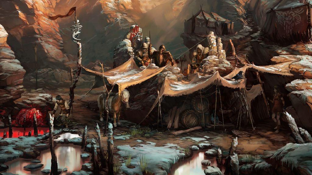 Odhalena fantasy adventura Dark Eye 60087