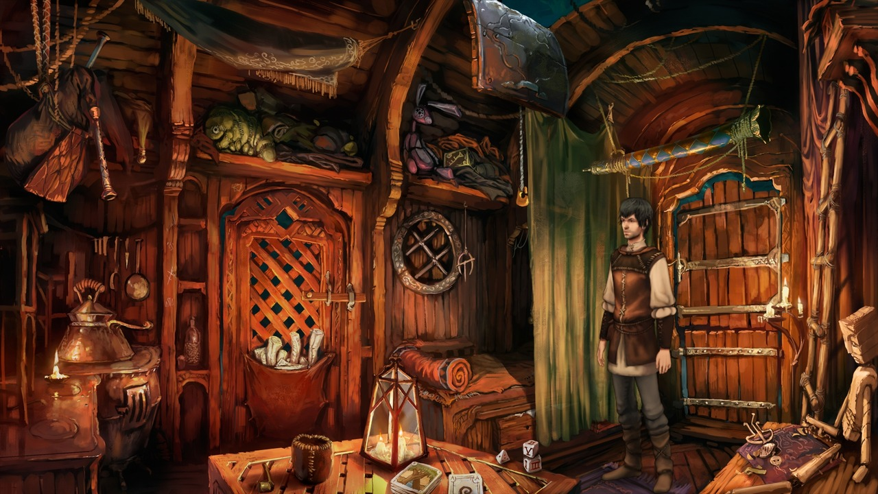 Odhalena fantasy adventura Dark Eye 60091