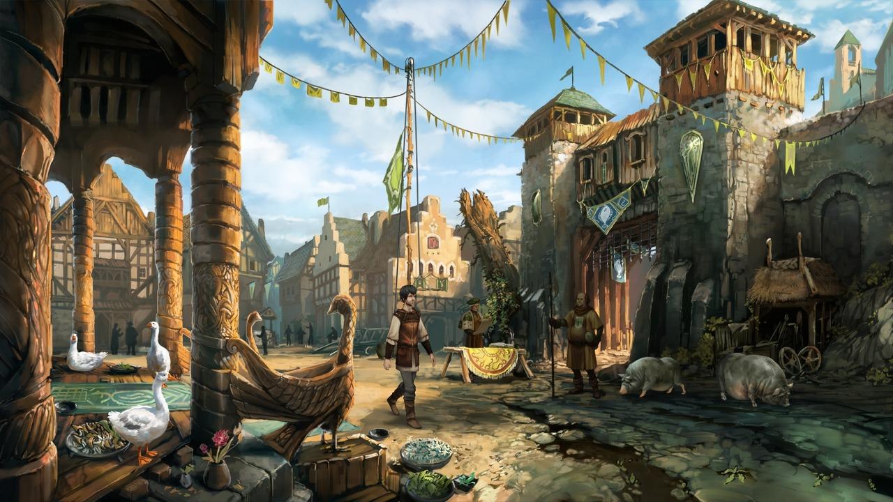 Odhalena fantasy adventura Dark Eye 60092