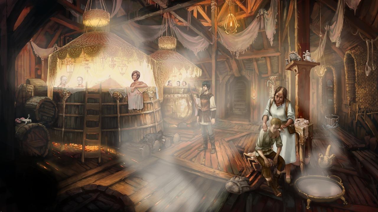 Odhalena fantasy adventura Dark Eye 60093