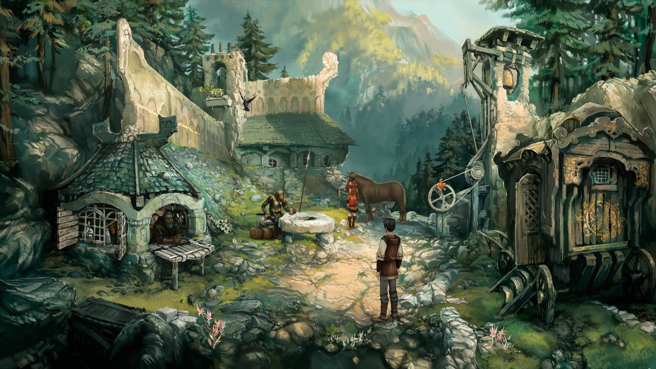 Odhalena fantasy adventura Dark Eye 60094
