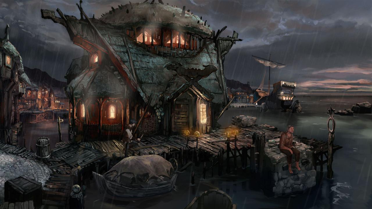 Odhalena fantasy adventura Dark Eye 60096
