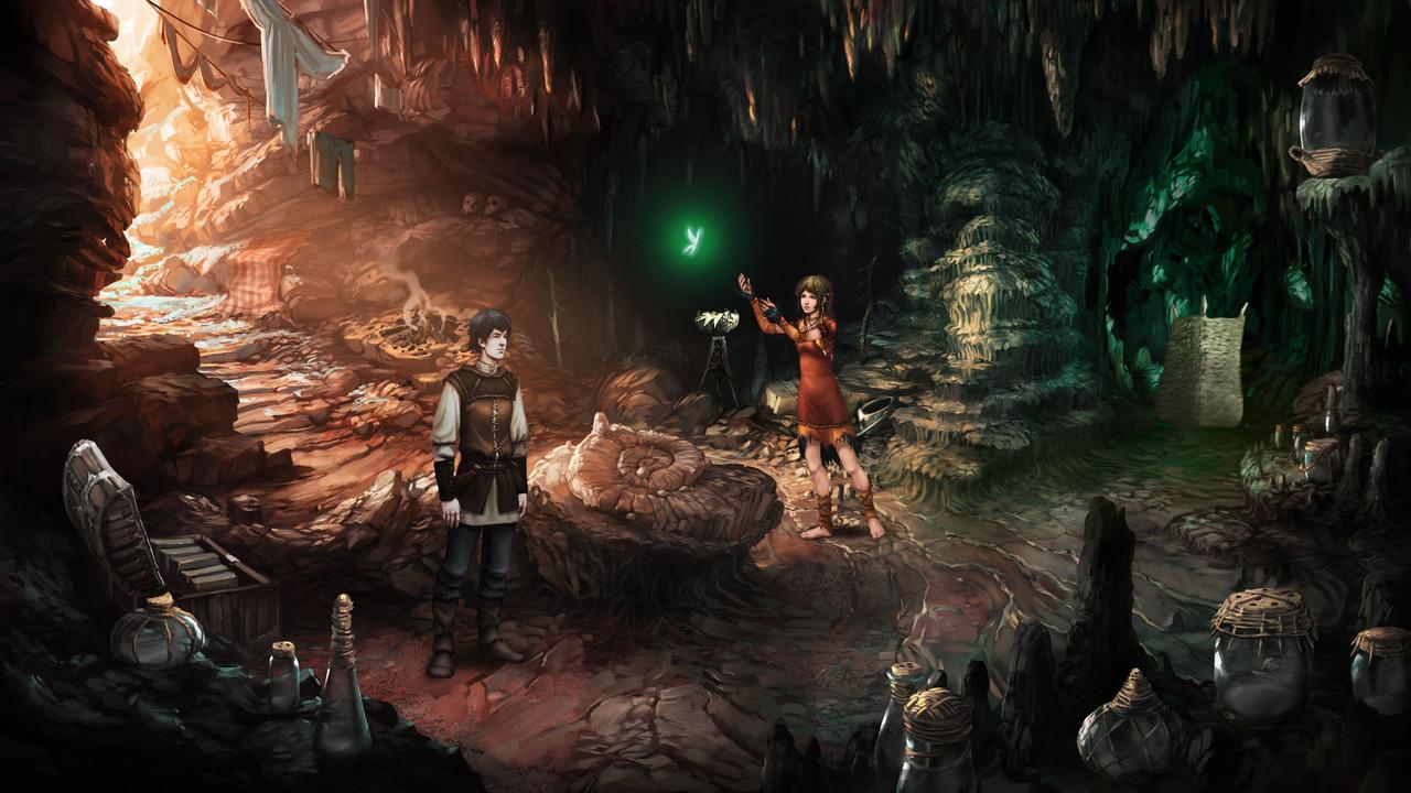 Odhalena fantasy adventura Dark Eye 60097