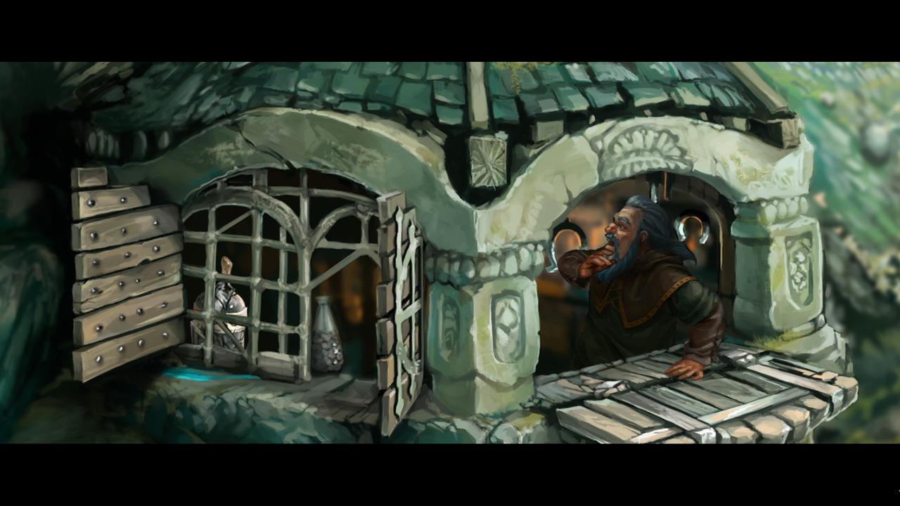 Odhalena fantasy adventura Dark Eye 60100